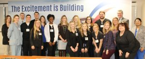 On January 11 the third cohort of nurse residents at Parkwest Medical Center graduated from their year-long residency program.