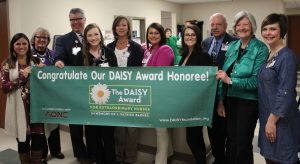 DAISY Committee with Ashley