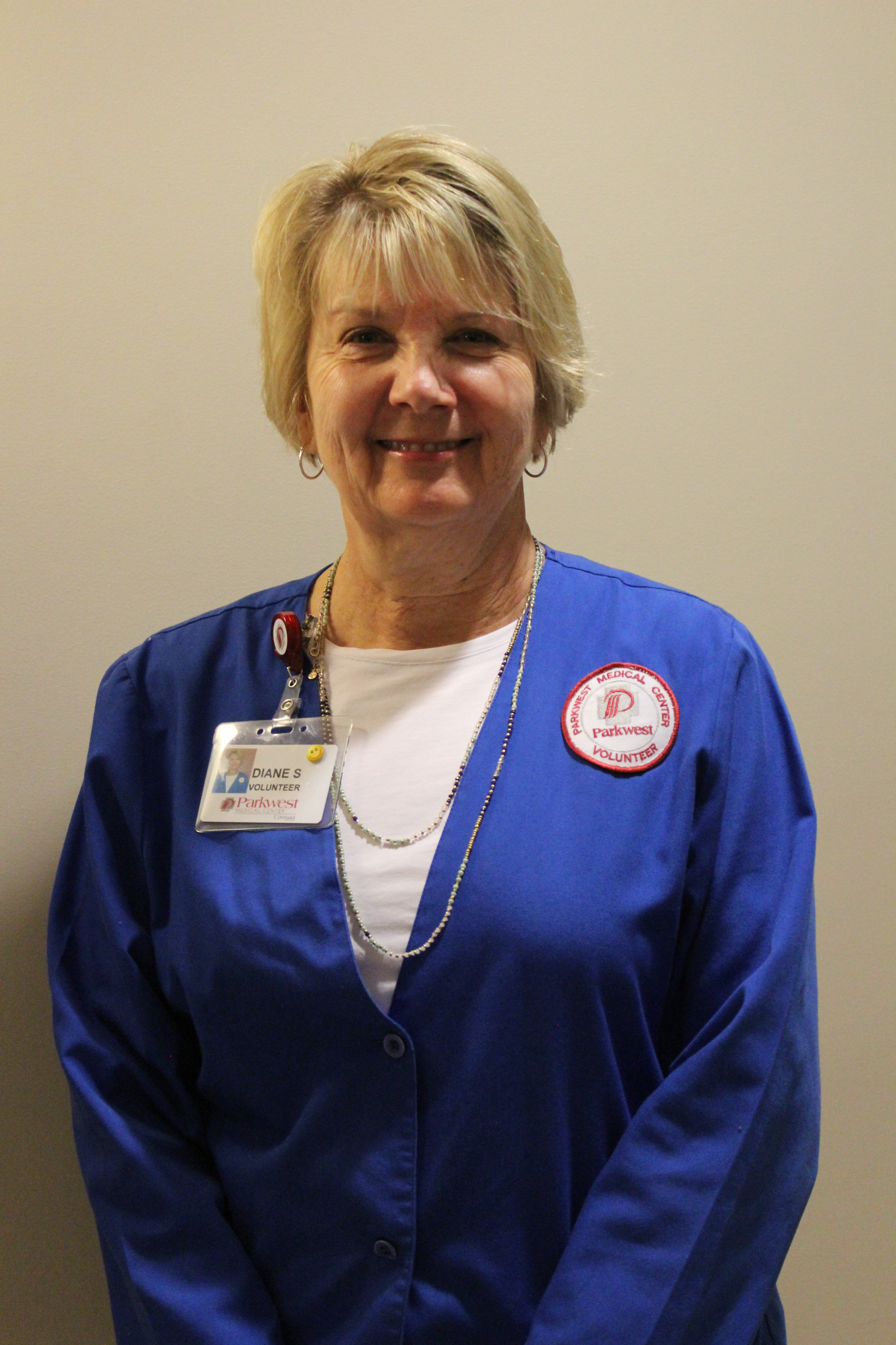 Hospital volunteers enhance the patient and family experience