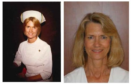 Throwback Thursday – Sheryl Hiers, RN