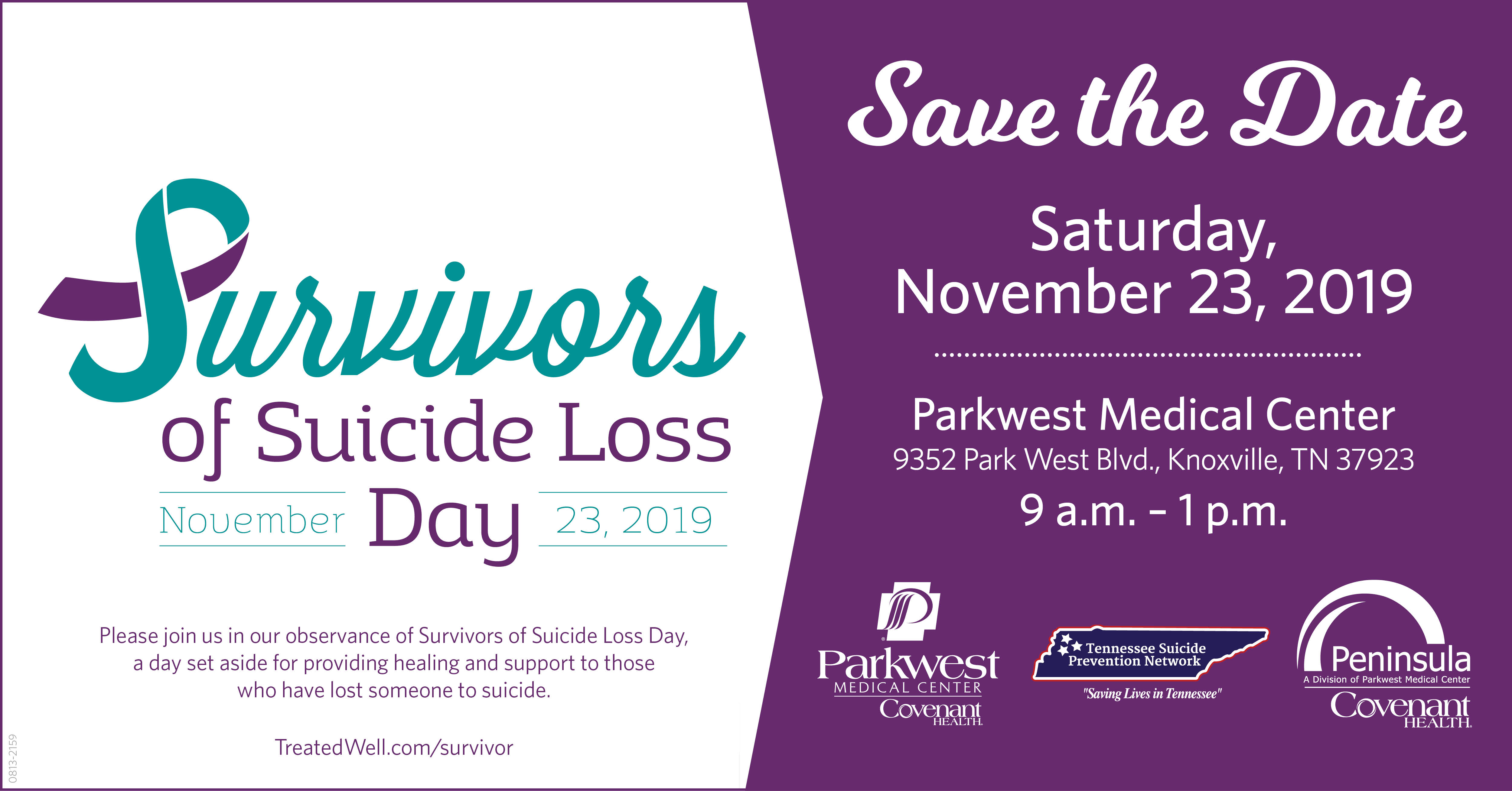 Survivors Day social imaging