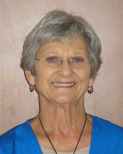 Feature Friday: Marge McLaughlin, Volunteer Services