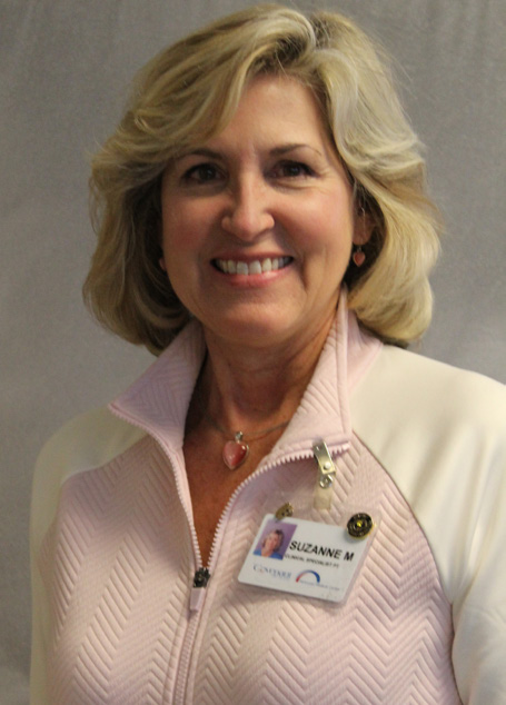 Head shot of Suzanne Moskal, Clinical Specialist, Physical Therapist