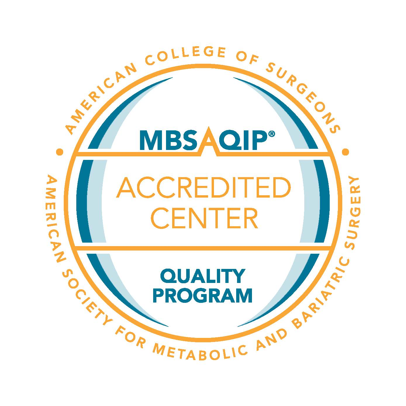 bariatric accreditation seal