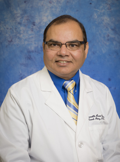 Headshot of Dr. Mistry