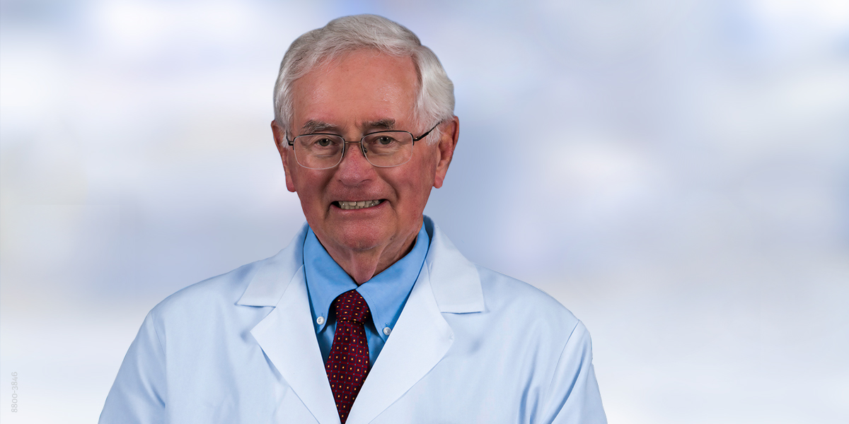 Welcome Frederick J. Barry, MD